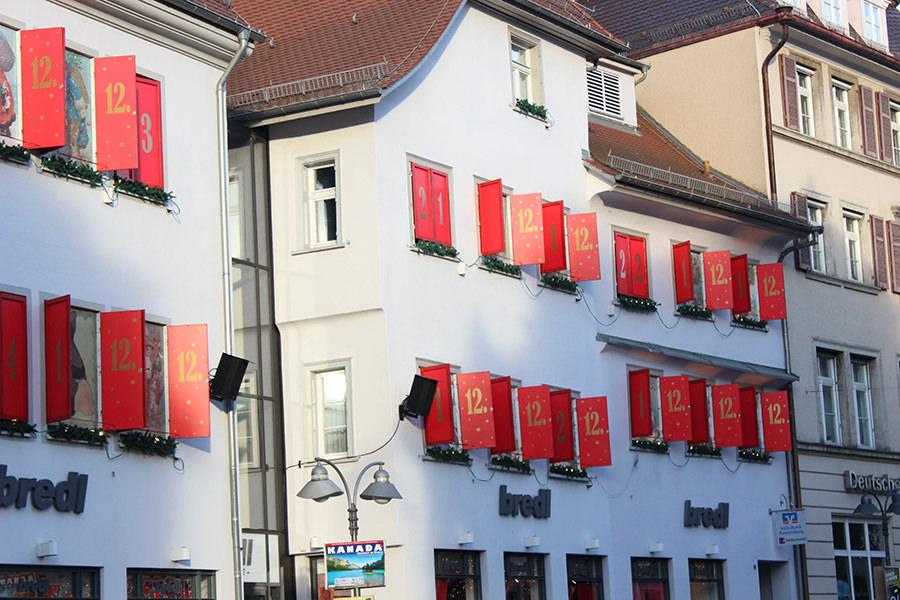 Schoenster Weihnachtsmarkt im Allgaeu - A Tasty Hike - Ravensburg 2