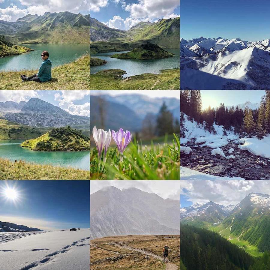 A Tasty Hike Jahresrueckblick 2018 - Beliebteste Bilder Instagram