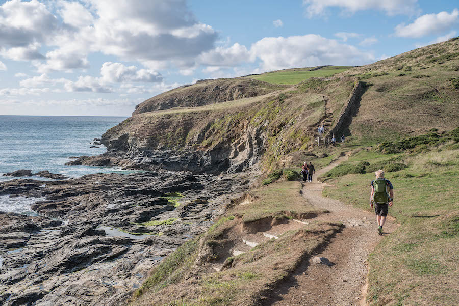 A Tasty Hike Jahresrueckblick 2018 - Cornwall