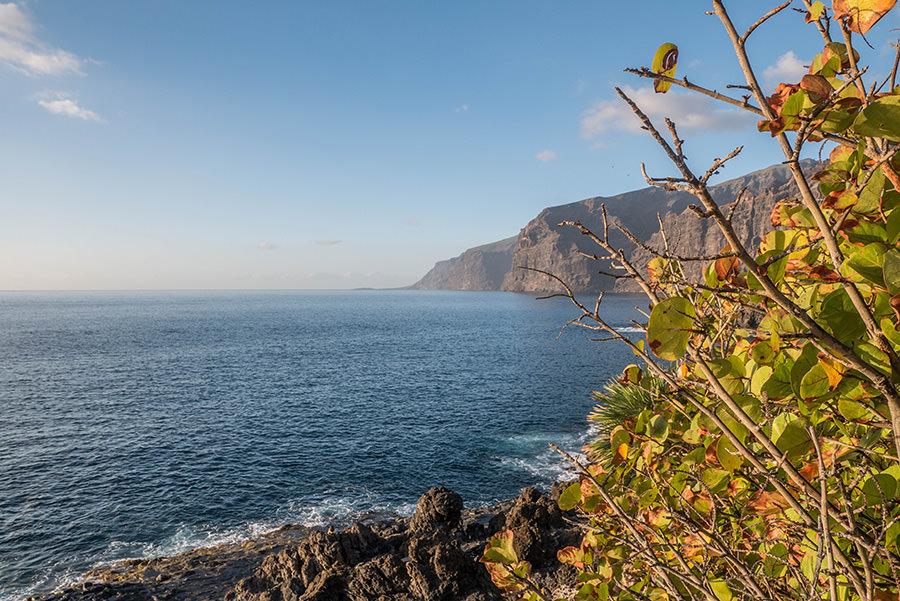A Tasty Hike - Teneriffa Reisen - Kuestenspaziergang Puerto de Santiago - Los Gigantes
