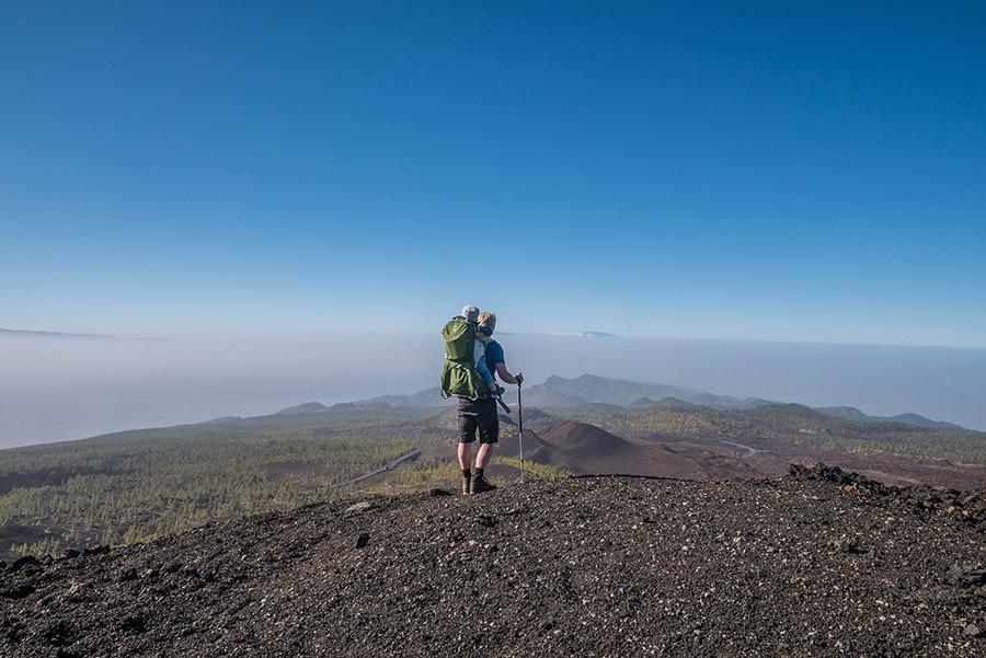 A Tasty Hike - Wandern auf Teneriffa - Montana Samara - Gipfelliebe