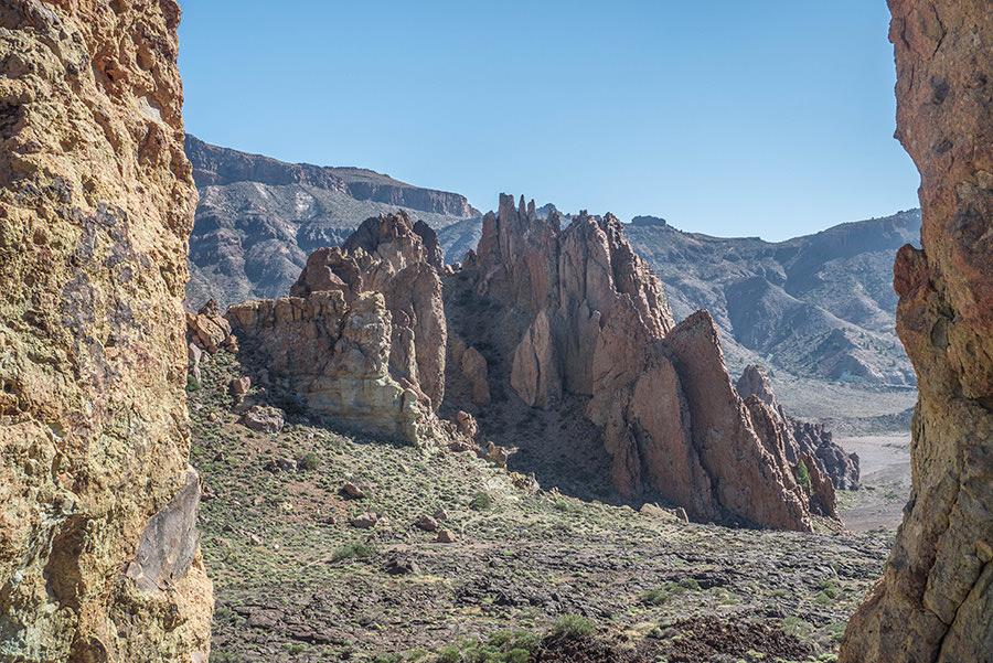A Tasty Hike - El Teide Gipfel Teneriffa - Wanderung Roques de Garcia - Aussicht