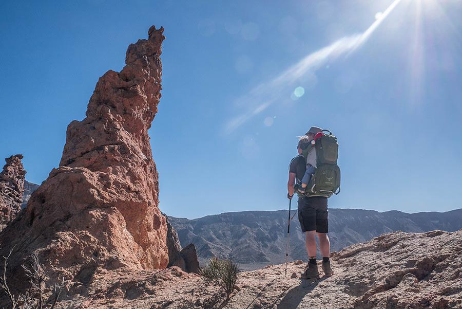 A Tasty Hike - El Teide Gipfel Teneriffa - Wanderung Roques de Garcia - Hoechster Punkt