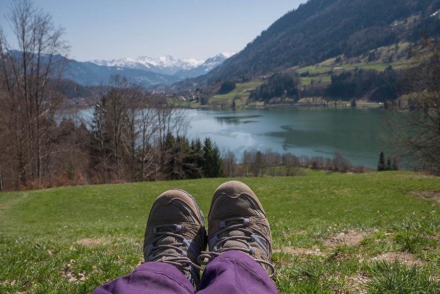 A Tasty Hike Genusswandern Allgäu - Wanderung zur Siedelalpe am Alpsee 6