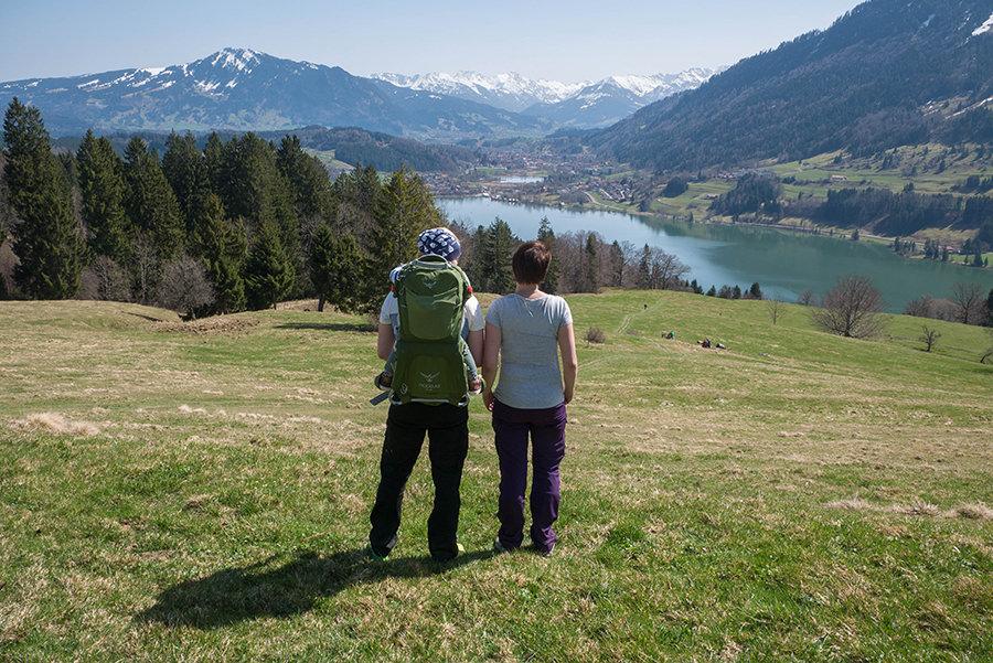 A Tasty Hike Genusswandern Allgäu - Wanderung zur Siedelalpe am Alpsee 7