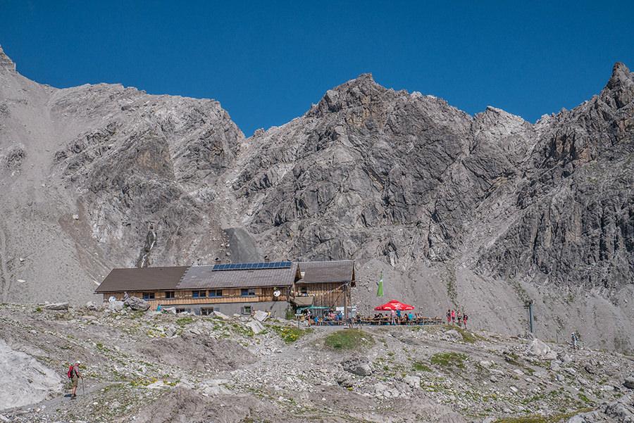 A Tasty Hike Wandern verbindet - Wandern im Brandnertal in Österreich2