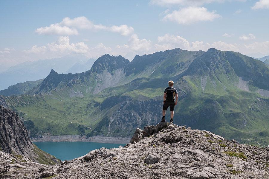 A Tasty Hike Wandern verbindet - Wandern im Brandnertal in Österreich3