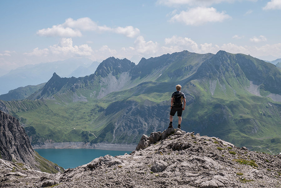 Wandern in Österreich cover image