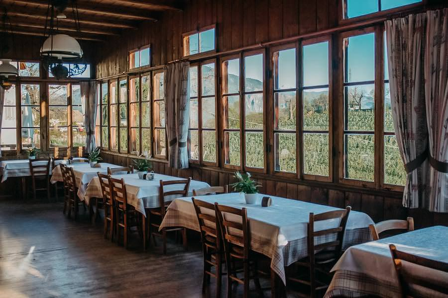 Restaurants in Suedtirol - Gasthaus Messner - Stube