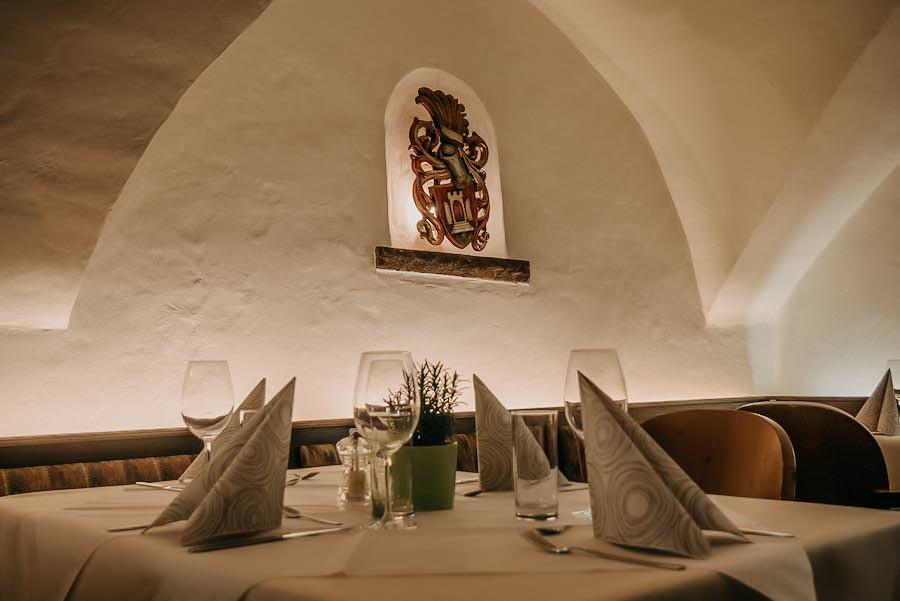 Restaurants in Südtirol - Hochbrunner Hof Terlan - Gasthaus