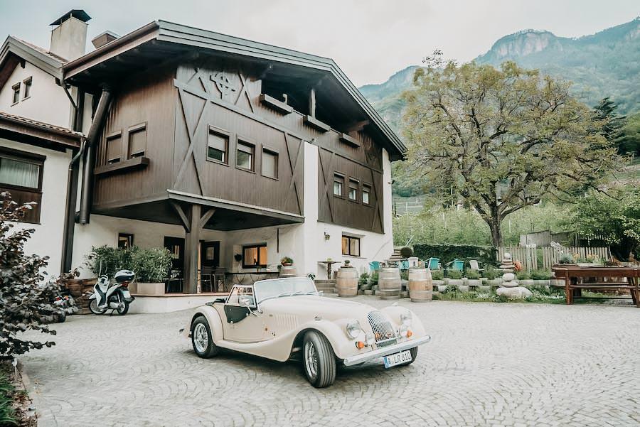 Restaurants in Südtirol - Hochbrunner Hof Terlan