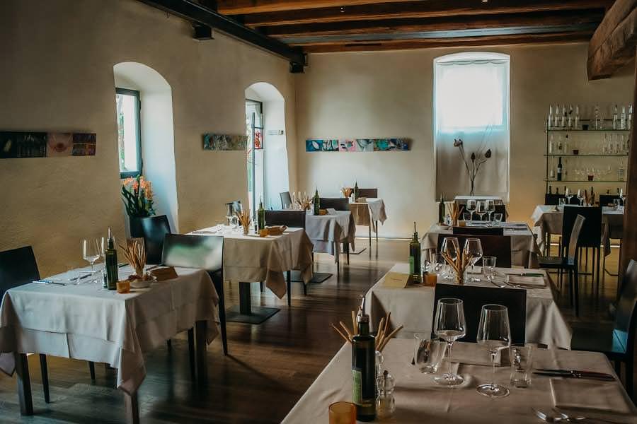 Restaurants in Südtirol - Restaurant Kallmünz - Inneneinrichtung