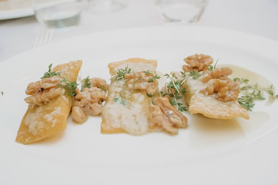 Restaurants in Südtirol - Restaurant Kallmünz Meran - Vorspeise