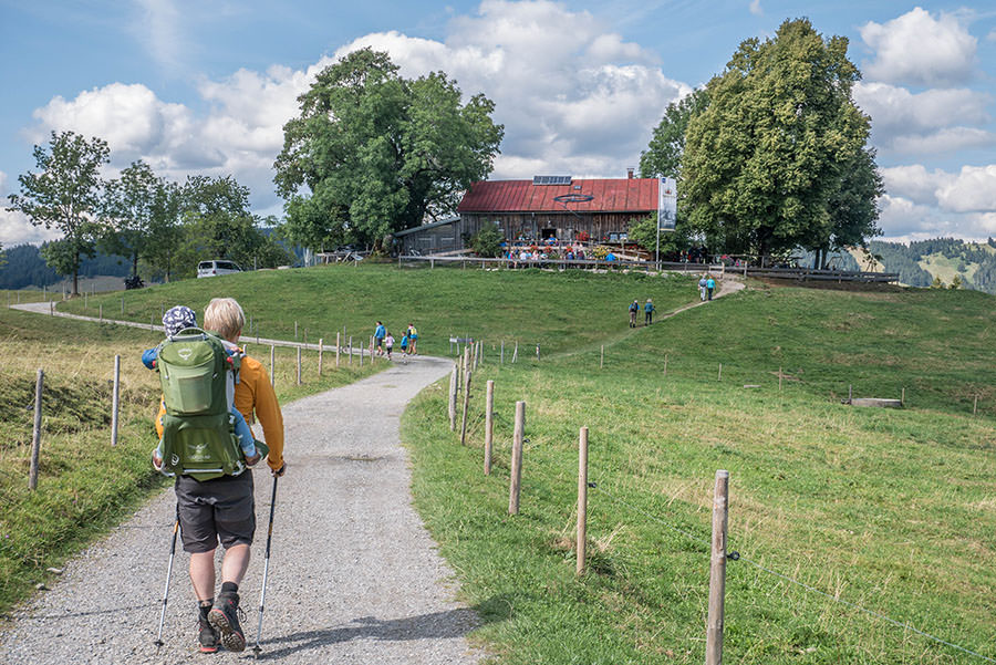 A Tasty Hike - Salmaser Hoehe und Thalerhoehe - Allgaeu - 14