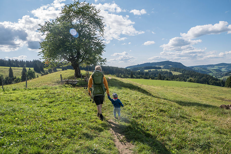 A Tasty Hike - Salmaser Hoehe und Thalerhoehe - Allgaeu - 16