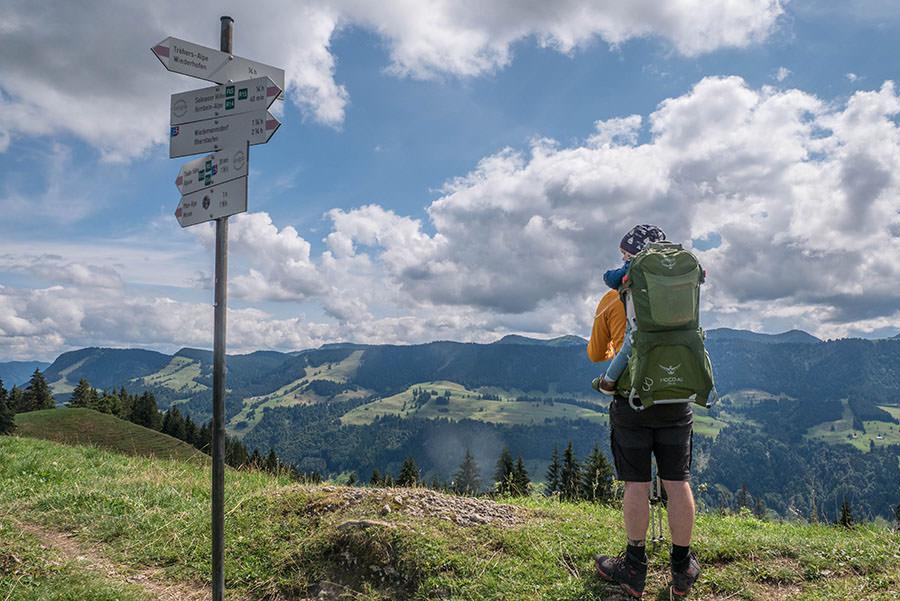 A Tasty Hike - Salmaser Hoehe und Thalerhoehe - Allgaeu - 8