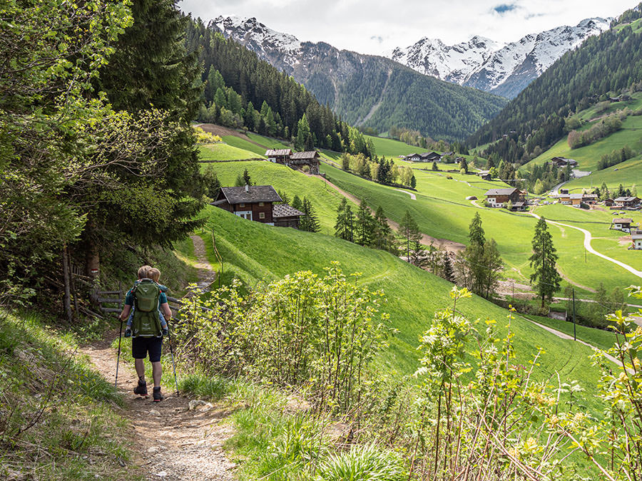 A Tasty Hike - Ultental Suedtirol - Ultental Wandern 21