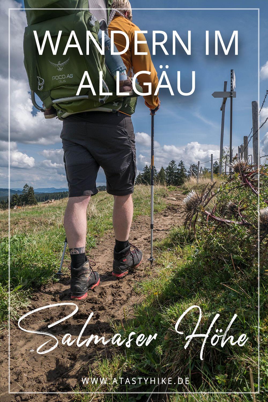 Salmaser Höhe und Thalerhöhe im Allgäu - Wunderschöne Tour mit zwei Gipfeln