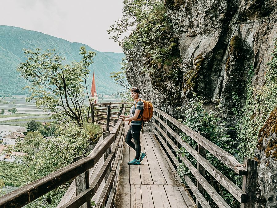 A Tasty Hike - Suedtirol Wandern - Suedtirol Tipps - Brandiswaalweg