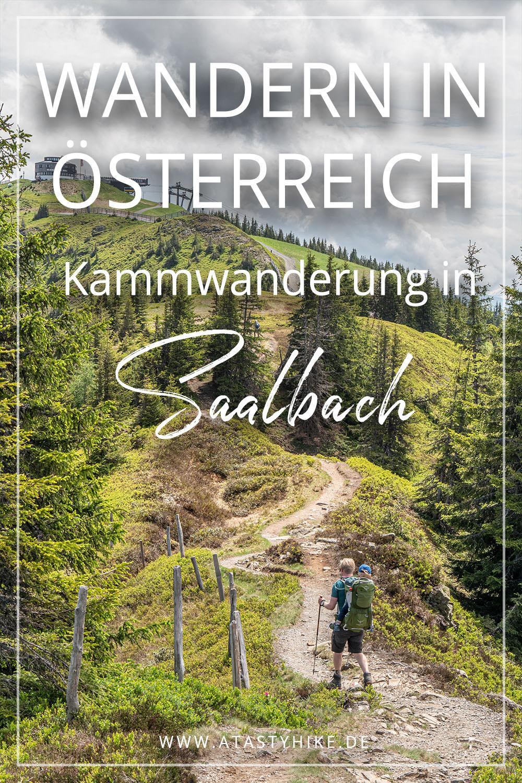 Saalbach Hinterglemm Sommer - Wandern im Home of Lässig