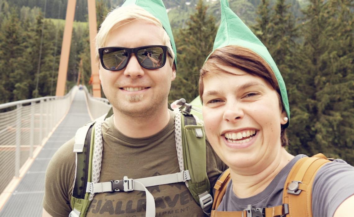 A Tasty Hike - Saalbach Hinterglemm mit Kindern - Talschluss - Titel