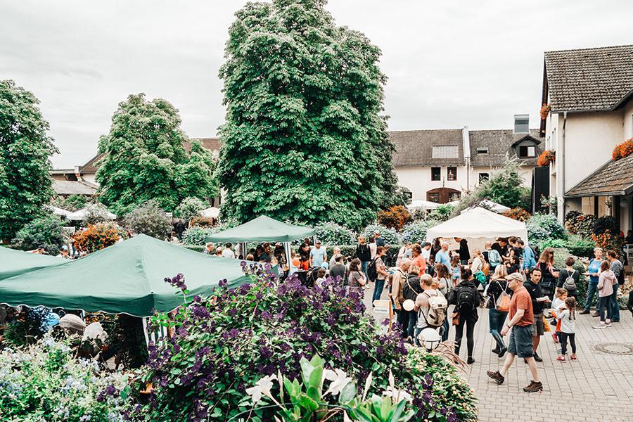 A Tasty Hike - Wiesbaden Aktivitaeten - Wiesbaden Sehenswuerdigkeiten - Domaene Mechtildshausen - Kinderfest