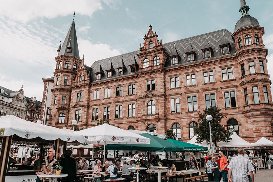 A Tasty Hike - Wiesbaden Aktivitaeten - Wiesbaden Sehenswuerdigkeiten - Weinwoche