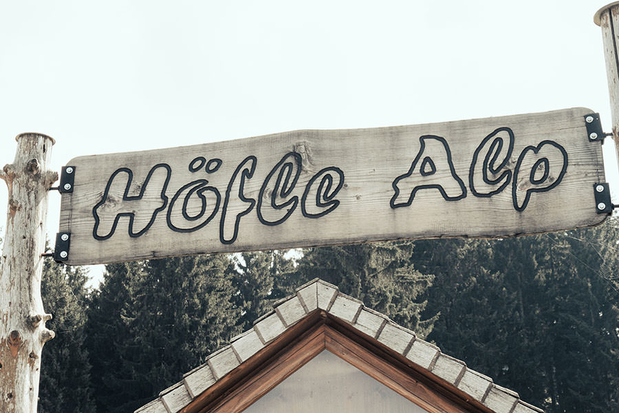 A Tasty Hike - Gruenten Wandern - Lustiger Wanderweg Allgaeu - Hoefle Alp