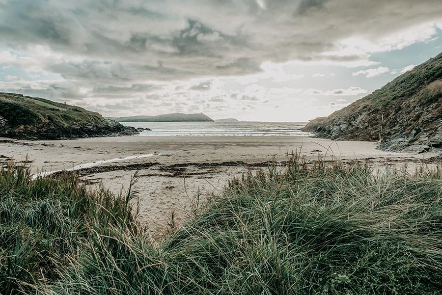 A Tasty Hike - Kuestenwanderung Cornwall - Polzeath - Bucht