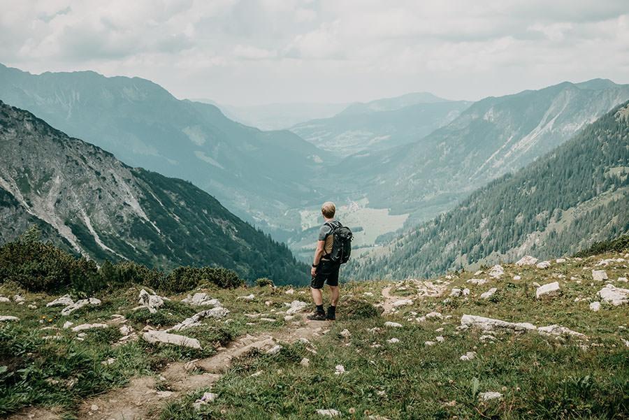 A Tasty Hike - Schrecksee Wanderung - Schrecksee Wandern - Allgaeu Aussicht