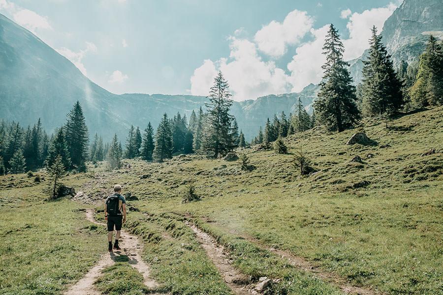 A Tasty Hike - Schrecksee Wanderung - Schrecksee Wandern - Allgaeu Christian Hochebene