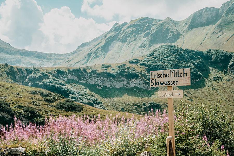 A Tasty Hike - Schrecksee Wanderung - Schrecksee Wandern - Allgaeu Einkehr
