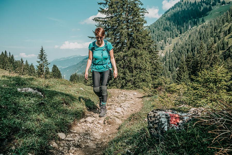 A Tasty Hike - Schrecksee Wanderung - Schrecksee Wandern - Allgaeu Jana Hochebene