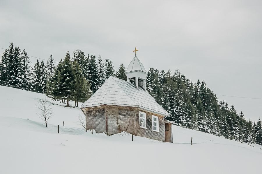 A Tasty Hike - Wandern im Winter - Hoch Haederich - Allgaeu