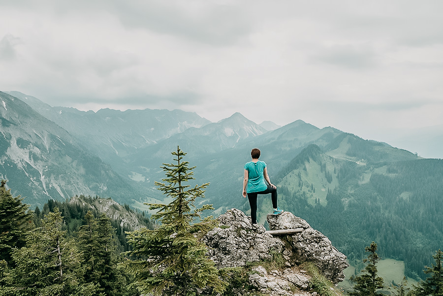 Oberstdorf Wandern - A Tasty Hike - Imberger Horn