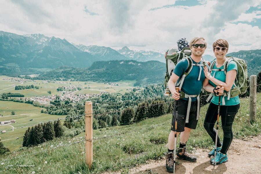 Oberstdorf Wandern - A Tasty Hike - Bolsterlanger Horn