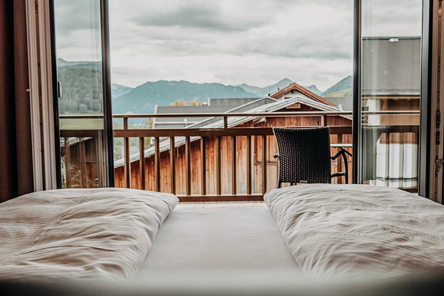 A Tasty Hike - Hotel in Fiss - Hotel Chesa Monte Wohlfuehlsuite