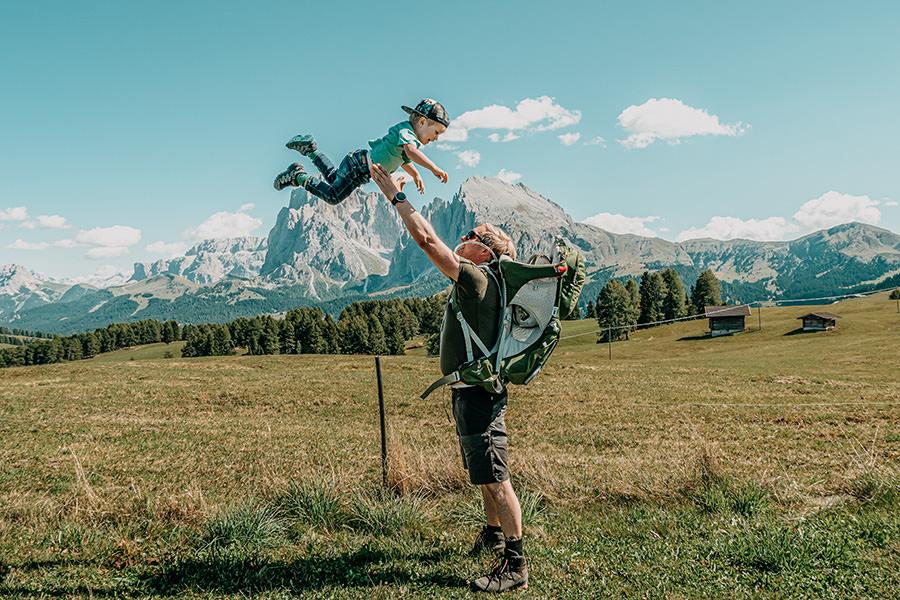 Seiser Alm Wandern - A Tasty Hike - Genusswanderung - Christian