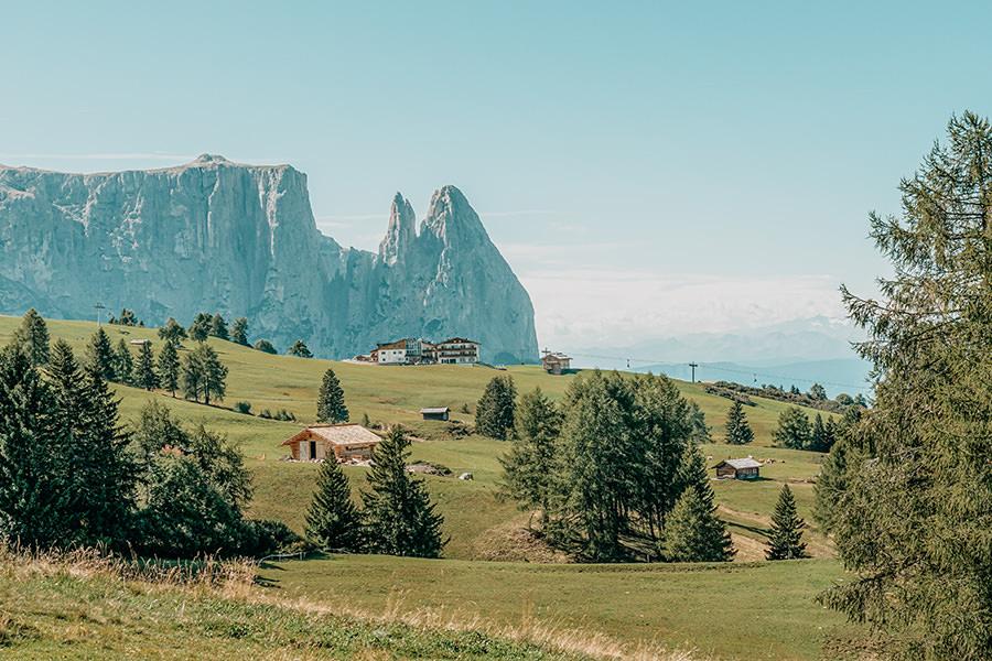 Seiser Alm Wandern - A Tasty Hike - Genusswanderung - Santnerspitz