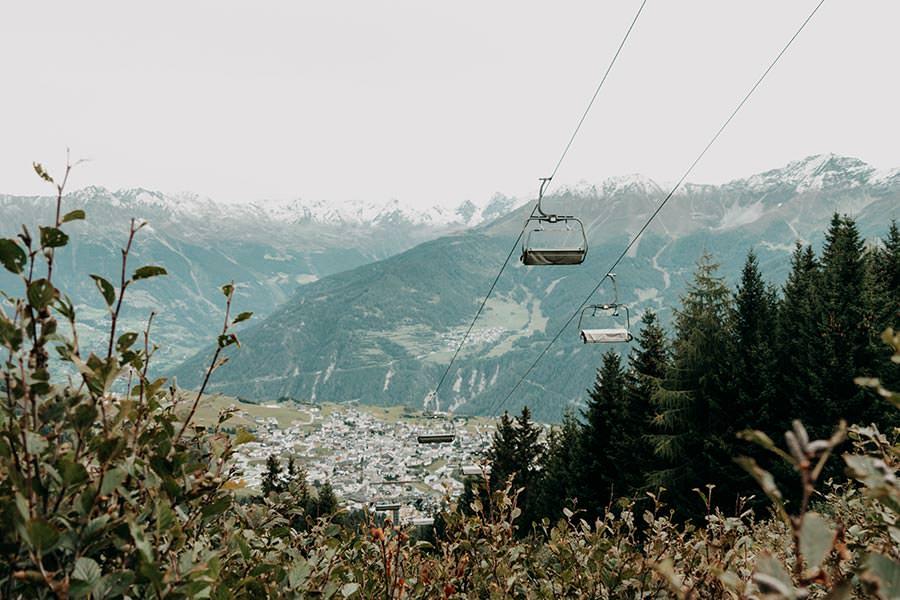 A Tasty Hike - Serfaus Wandern - Panorama Genussweg - Titel