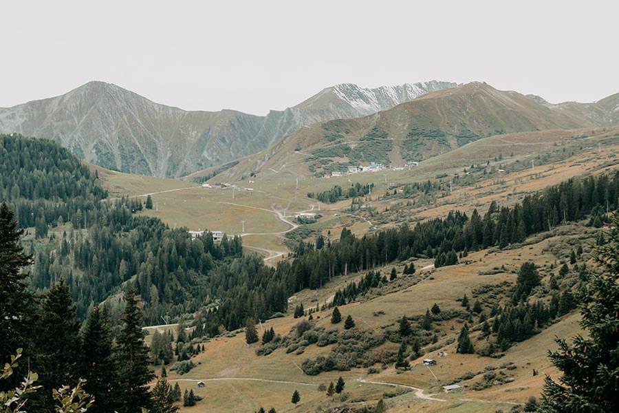 A Tasty Hike - Serfaus Wandern - Panorama Genussweg - Wandergebiet