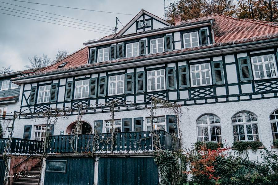 Tagesausfluege Hessen - Secret Places in Hessen - Hofgut Rodenstein