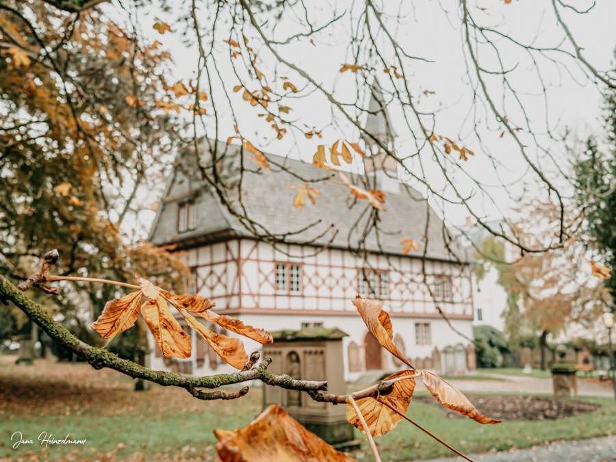 Tagesausfluege Hessen - Secret Places in Hessen - Lahntal - Alter Friedhof - Giessen