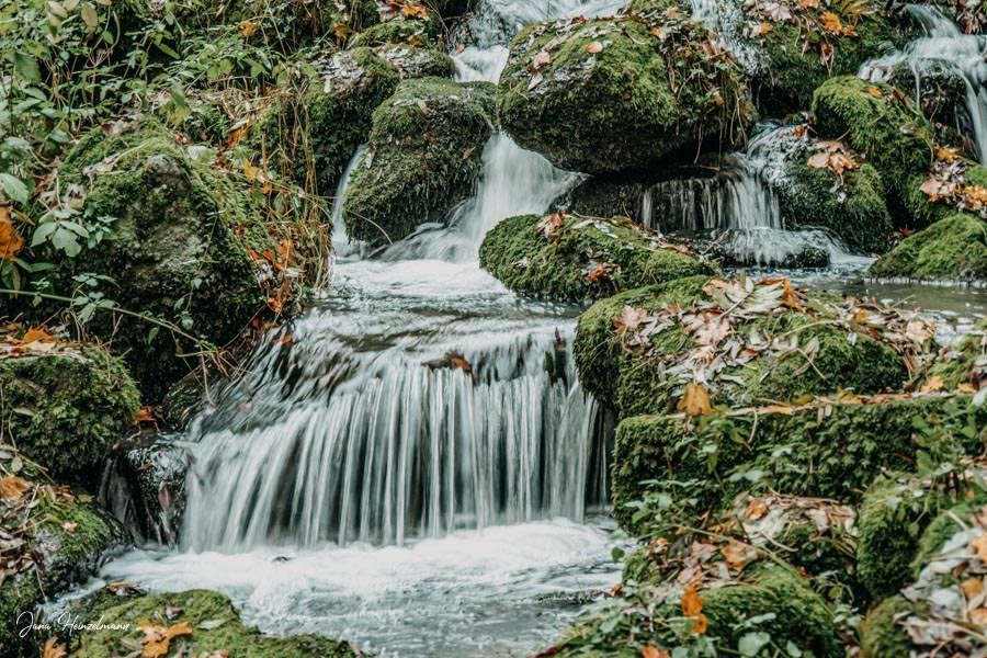 Tagesausfluege Hessen - Secret Places in Hessen - Lahntal - Leyenbach Wasserfall