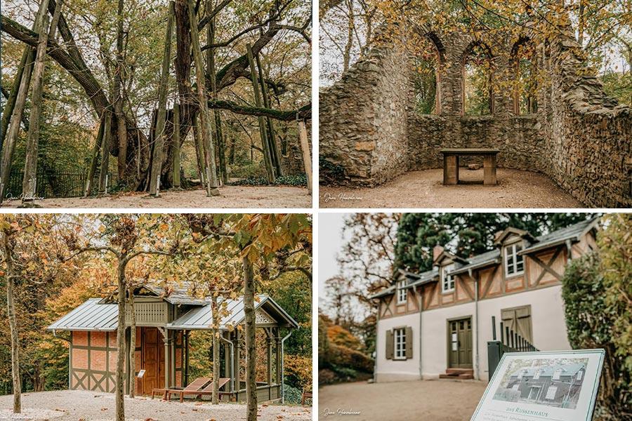 Tagesausfluege Hessen - Secret Places in Hessen - Odenwald - Schloss Heiligenberg