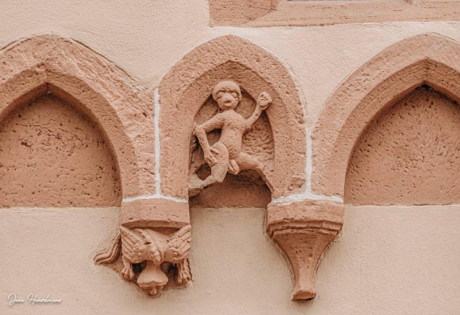 Tagesausfluege Hessen - Secret Places in Hessen - Spessart - Gelnhausen - Marienkirche