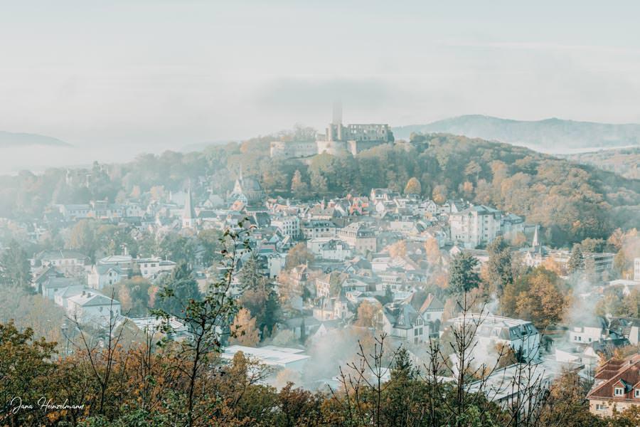 Tagesausfluege Hessen - Secret Places in Hessen - Taunus - Aussicht Koenigstein