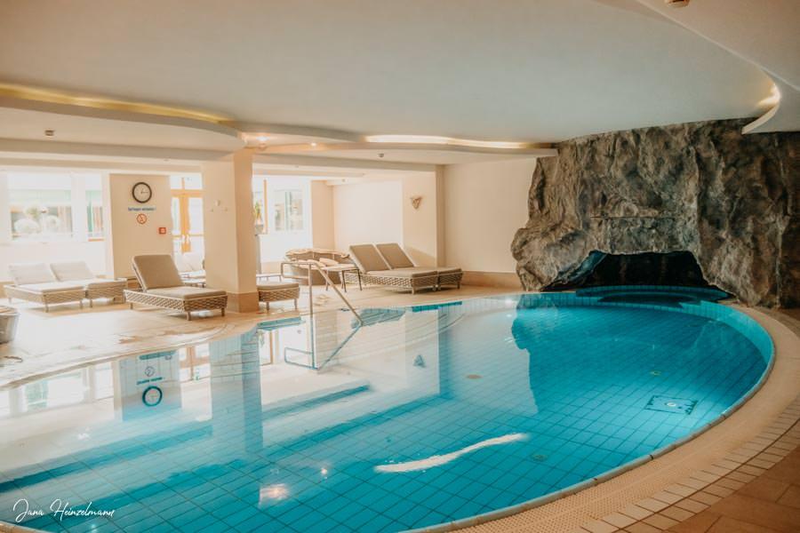Jaegerhof Zams in Tirol - Schwimmbad