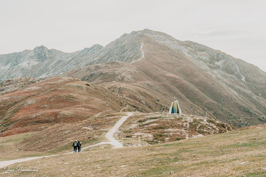 Zammer Alm Genusswanderung bei Zams in Tirol - Venet Gipfel