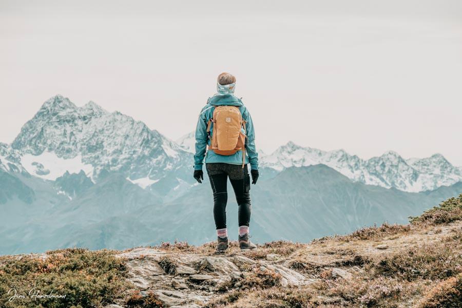 Zammer Alm Genusswanderung bei Zams in Tirol - Venet Jana